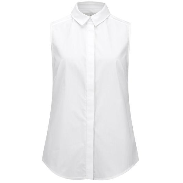 Victoria Beckham Women's 50's Shirt - White