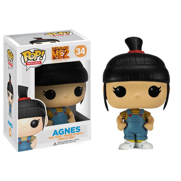 Despicable Me 2 Agnes Pop! Vinyl Figure