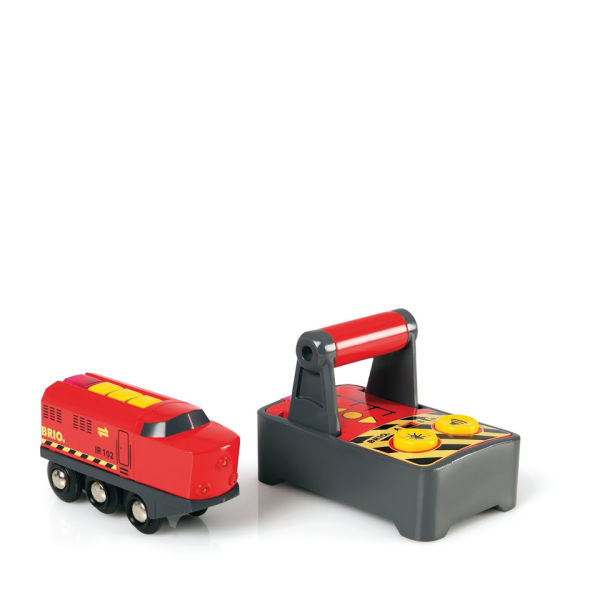 Brio RC Engine