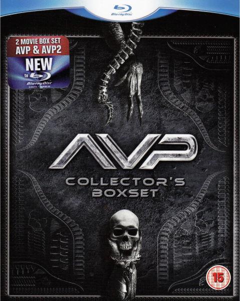 Alien Vs Predator Alien Vs Predator Requiem Blu Ray Zavvi