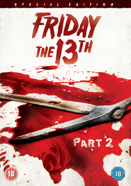 Friday The 13th Part Ii Special Collectors Edition Blu