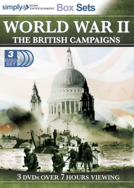 World War II (2): The British Campaigns