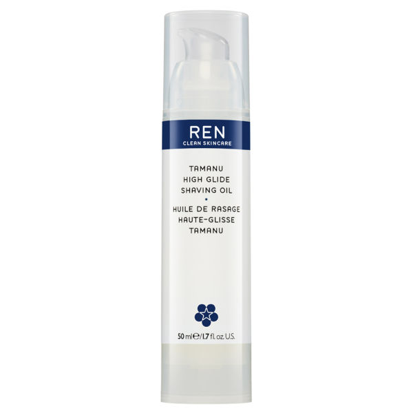REN Tamanu High Glide Shaving Oil (50 ml)