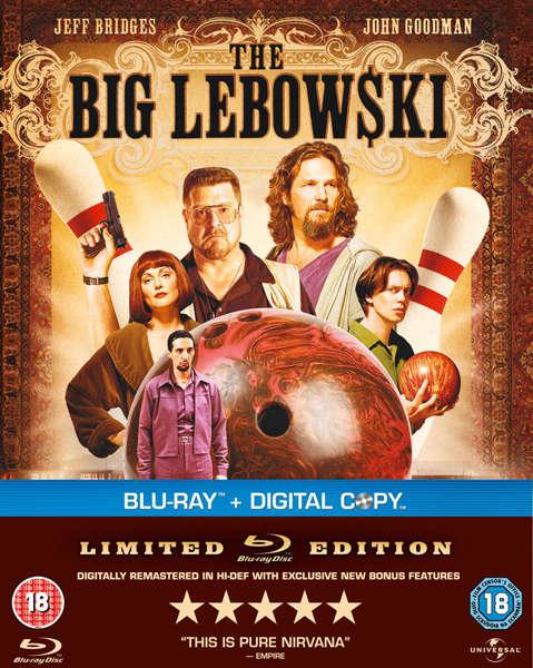 The Big Lebowski Blu Ray And Digital Copy Blu Ray