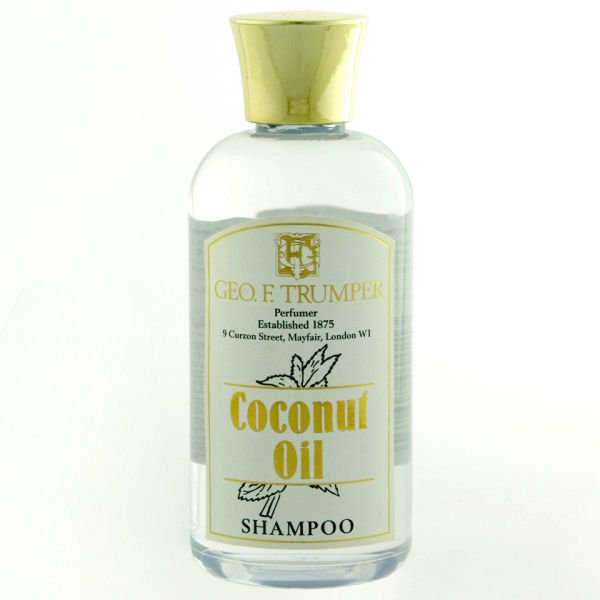 Geo. F. Trumper Travel Coconut Oil Shampoo 100ml
