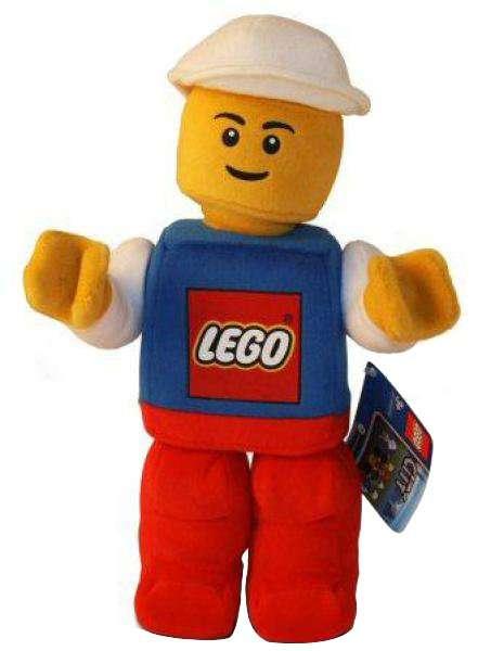 Lego Plush 12 Man Toys Zavvi