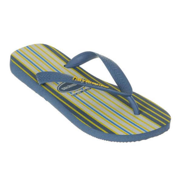 Havaianas Unisex Trend Flip Flops - Navy Blue