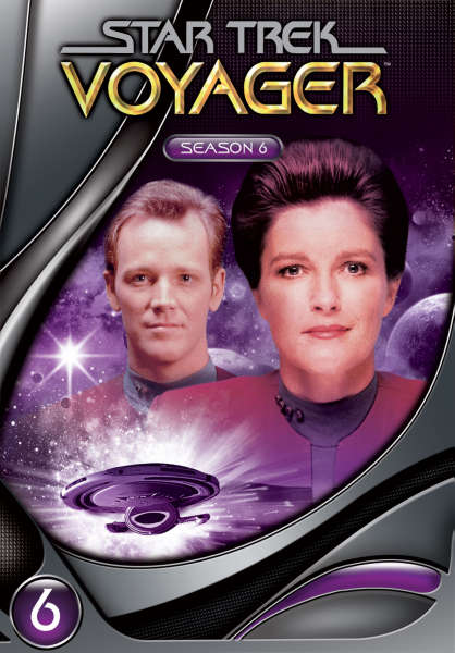 Star Trek Voyager - Season 6 (Slims)