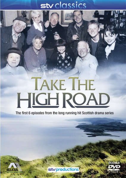 Take The High Road Dvd Zavvi