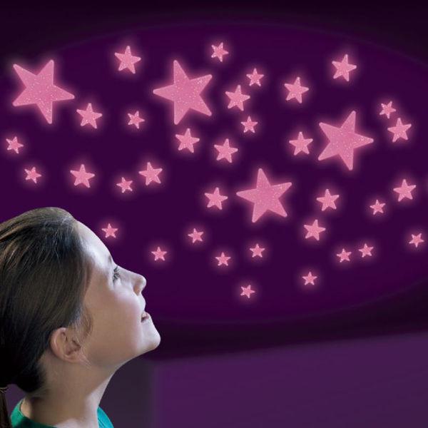 The Original Glowstars Company Glow Glitter Stars