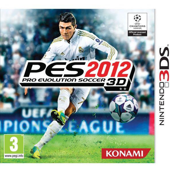 PES 2012: Pro Evolution Soccer 3D