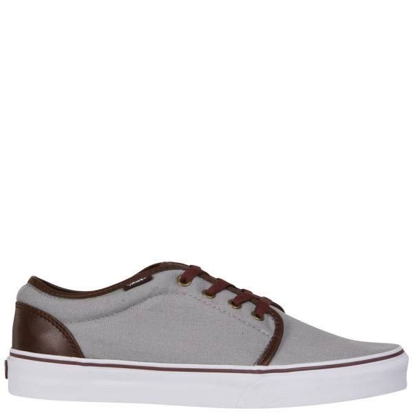 Vans 106 Vulcanized C&L Trainers - Wild Dove