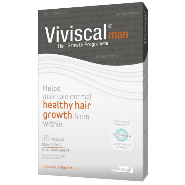 Viviscal Man 1 Month Supply (60 Tabs)