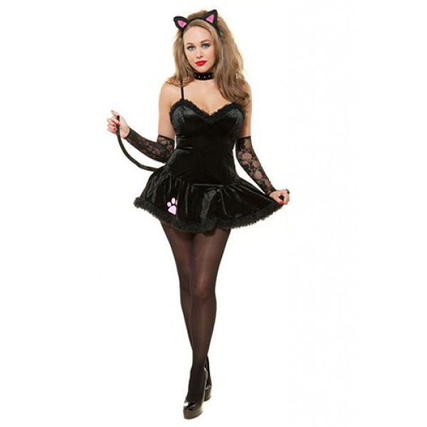 Kinky Kitty Costume