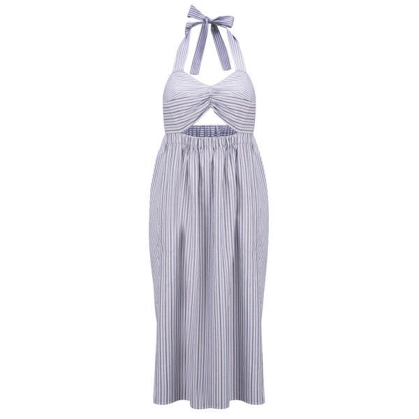 See By Chloé Women's Halterneck Dress - Multi