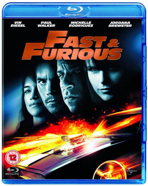 fast and furious 2009 blu ray zavvi. Black Bedroom Furniture Sets. Home Design Ideas