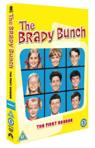The Brady Bunch Season 1 Dvd Zavvi