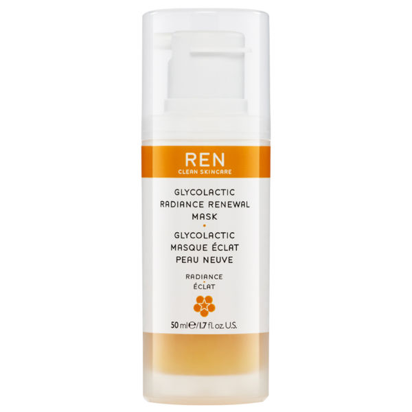 REN Glycolactic Radiance Renewal Mask (50 ml)