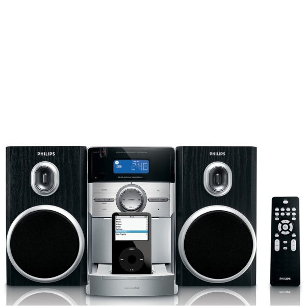 Philips Dc156 05 Classic Micro Music System Black