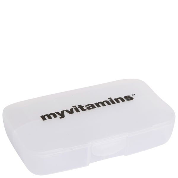 Myvitamins Pill Box