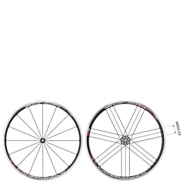 Campagnolo Zonda Two Way Wheelset - Black