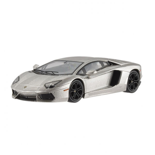 Hot Wheels 1/43 The Dark Knight Rises Lamborghini Aventador Lp700 4: Image