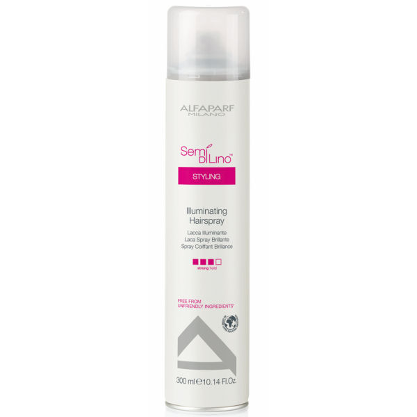 Alfaparf Semi Di Lino Styling Illuminating Hairspray (300ml)