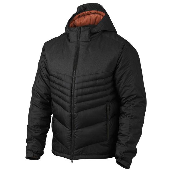 Oakley Men's Icon Down Puffer Jacket - Jet Black: Image 1