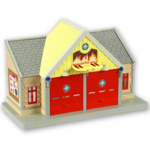 Fireman Sam Playset With Figure Toys