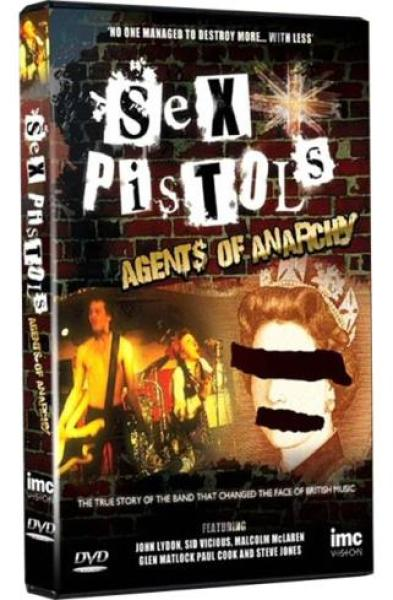 Sex Pistols - Agents of Anarchy