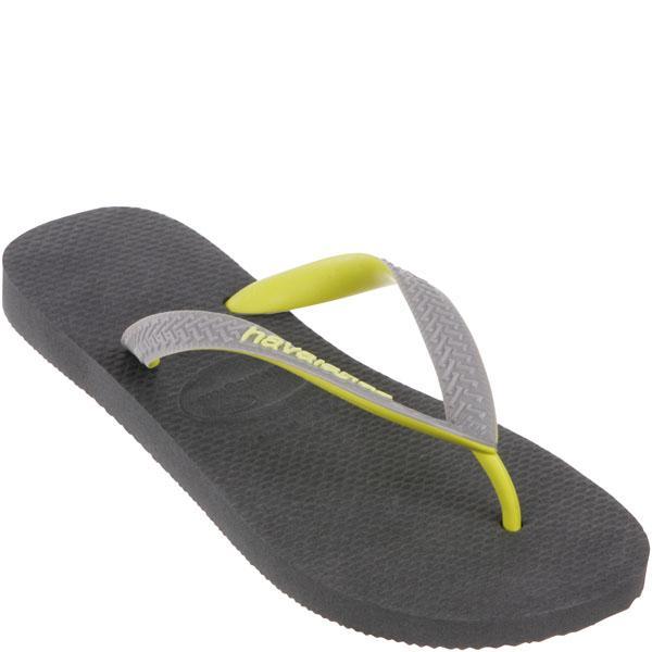 Havaianas Unisex Two Tone Strap Flip Flops - Grey  Free Uk Delivery  Allsole-4964