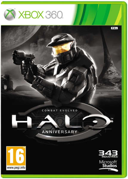 halo combat evolved anniversary xbox 360. Black Bedroom Furniture Sets. Home Design Ideas