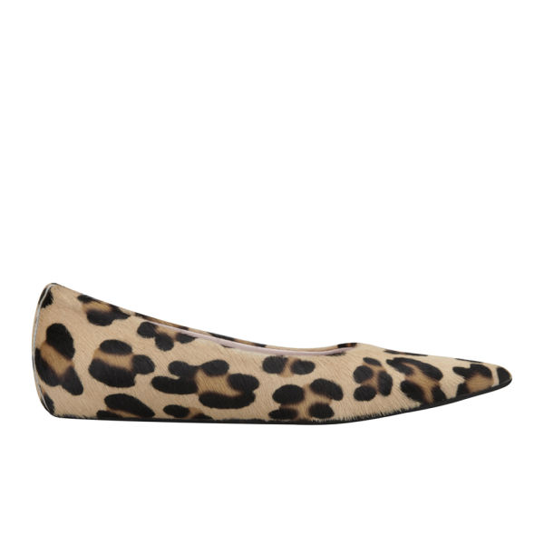 The Allure of Leopard Print Ballet Flats