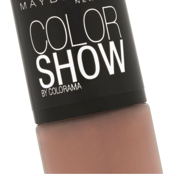 Maybelline New York Color Show Nail Lacquer 150 Mauve