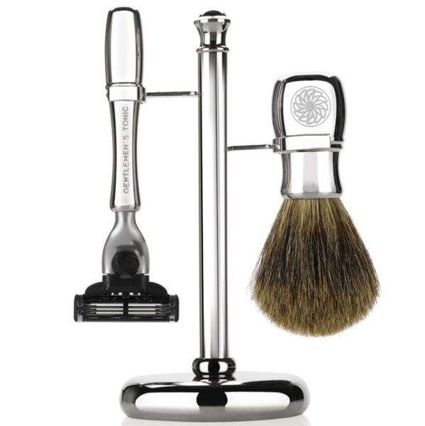Gentlemen's Tonic Mayfair Set - Chrome