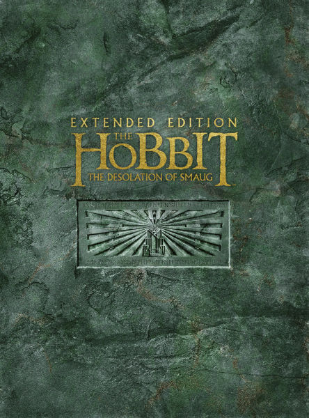 The Hobbit The Desolation Of Smaug Extended Edition Dvd