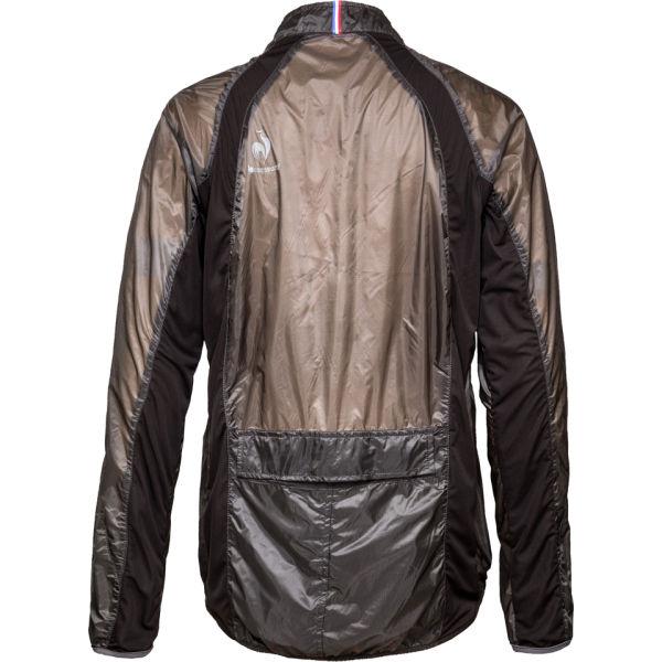 le coq sportif performance ultra light wind jacket grey. Black Bedroom Furniture Sets. Home Design Ideas