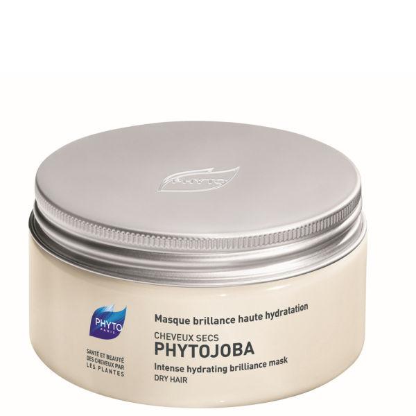 Phyto PhytoJoba Masque Brillance Haute Hydratations pour cheveux Secs (200ml)