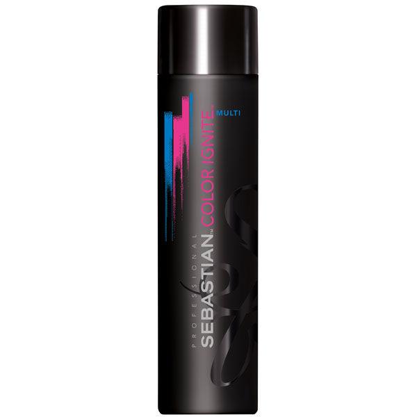 Shampoing protecteur cheveux méchés Sebastian Professional Color Ignite Multi (250ml)