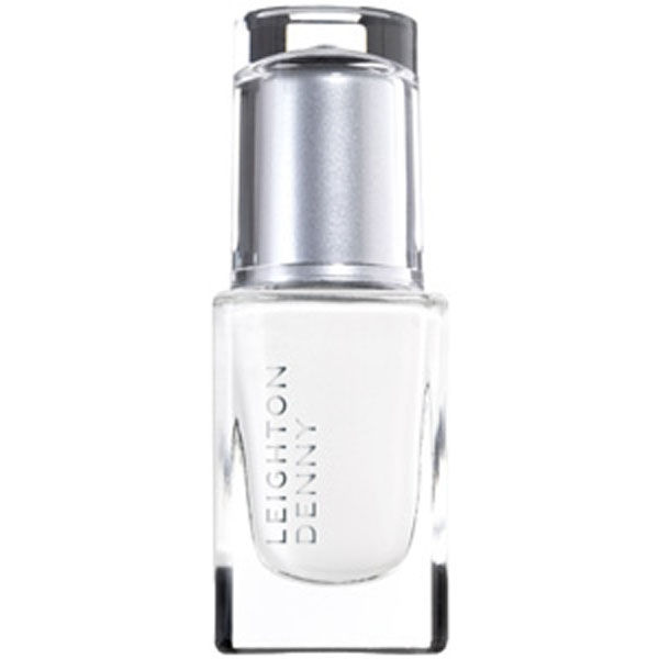 Vernis à ongles Leighton Denny - Pure White (12ml)