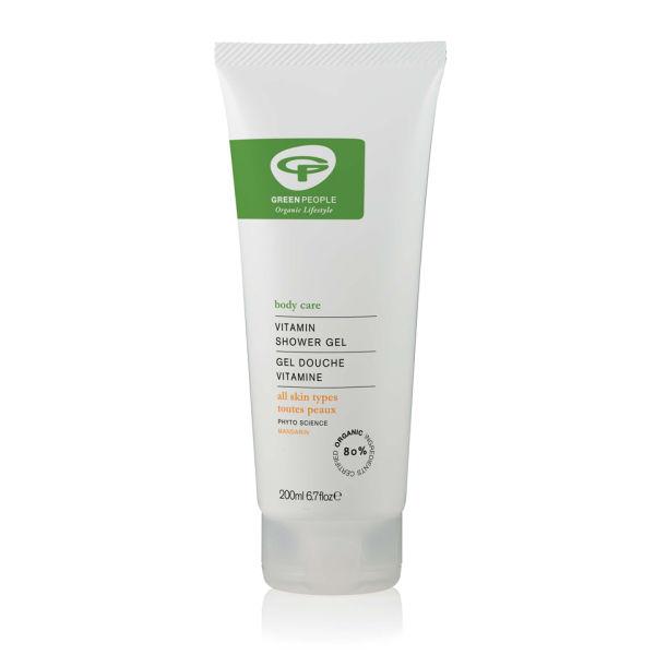 Green People Vitamin Shower Bath (200ml)