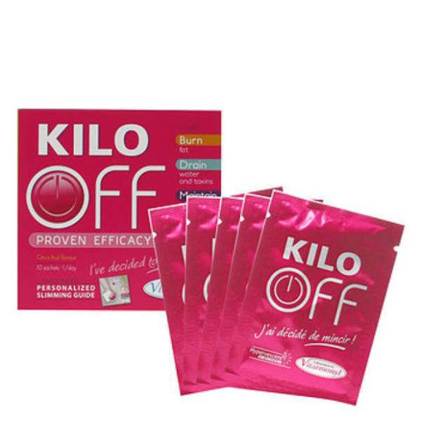 Kilo Off Kilo Off - 10 Päckchen