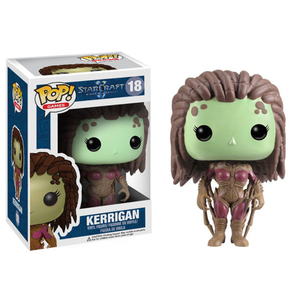 Starcraft Queen of Blades Pop! Vinyl Figure