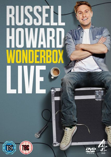 Russell Howard Wonderbox Live