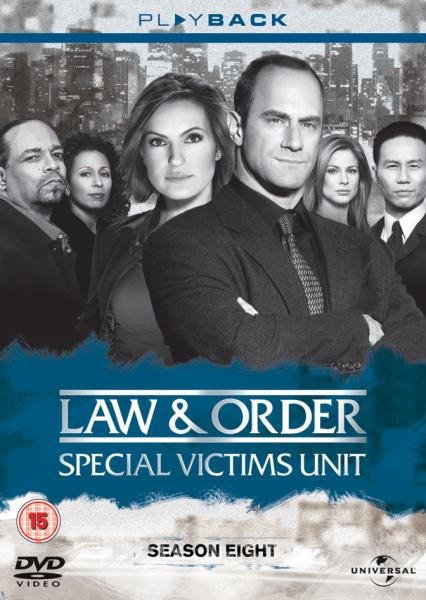 Law And Order: Special Victims Unit - Season 8