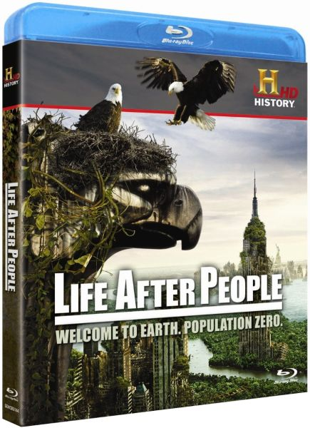 Life After People Welcome To Earth Population Zero Blu