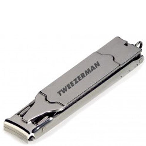 Tweezerman Folding Nail Clipper
