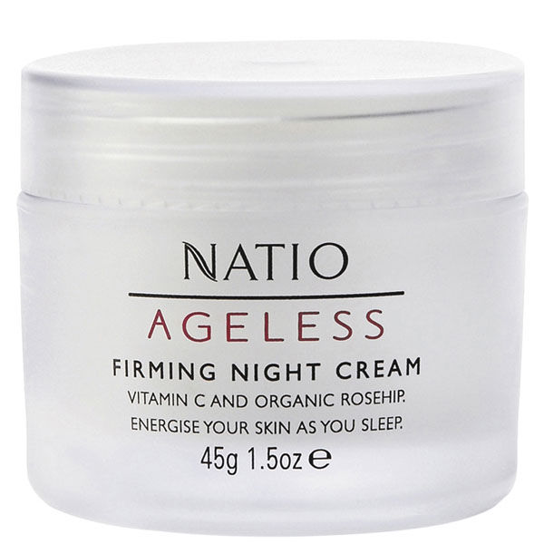 Natio Agless Firming Night Cream (2oz)