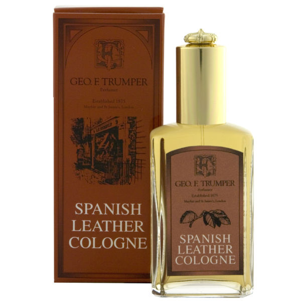 Trumpers Spanish Leather Cologne - 50 ml