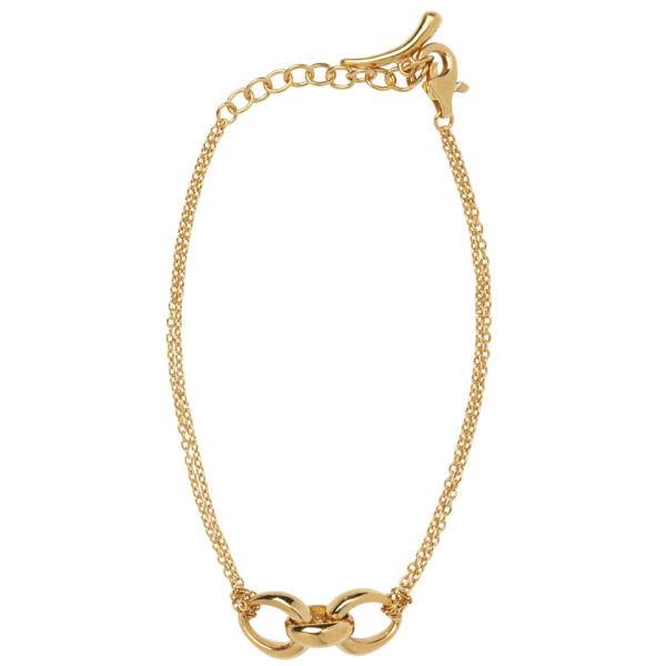 Dinny Hall Toro Chain Bracelet gold